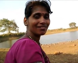 Indian Couple Sex On A River Bank MMS