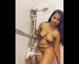 Indian Girl Making Nude Video In Shower