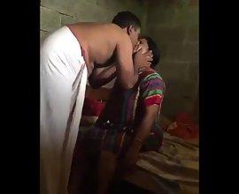 Tamil Aunty Caught Having Sex With Her Horny Devar