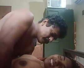Drilling Hairy Pussy Of Indian Bhabhi Secretly