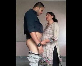 Rough Desi Blowjob Sex With Next Door Mature Doodhwali Bhabhi