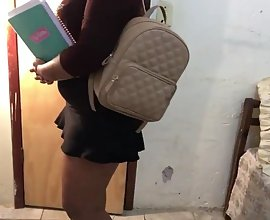 Indian Teacher Having Sex With Her Big Ass Tamil Student