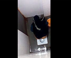 Secret Camera Filmed Indian In Toilet