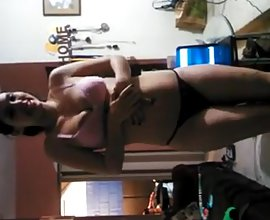 Beautiful Indian Babe Dancing Naked